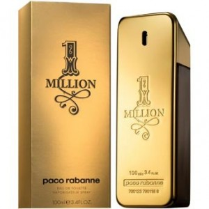 1 Million – Paco Rabanne (2008)
