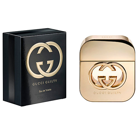 Guilty By Gucci EDT spray for Men