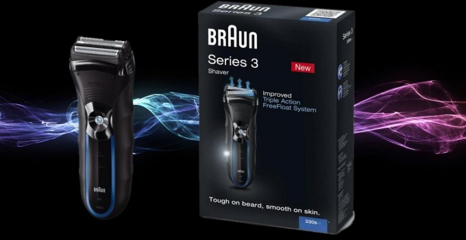 Electric Razor Braun 3Series 320S-4 Shaver Review