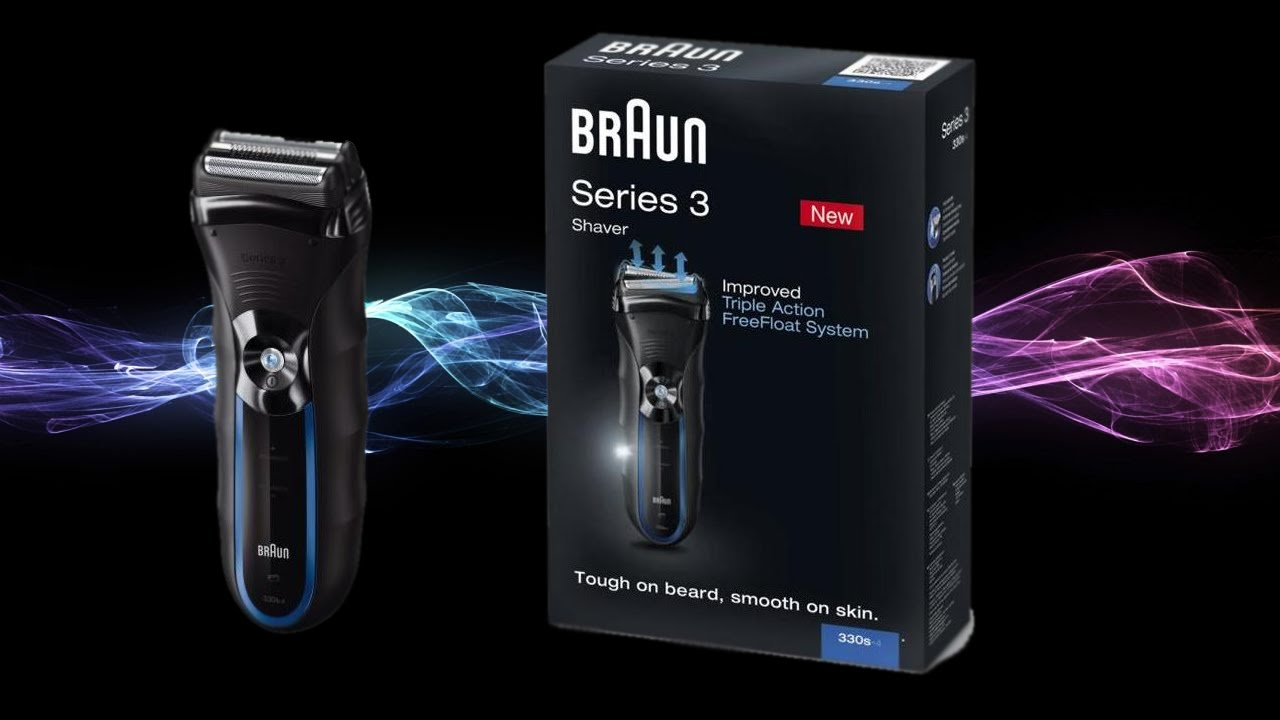 Electric Razor Braun 3series 320s 4 Shaver Review